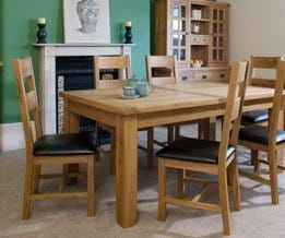 Manor Rustic Oak Collection