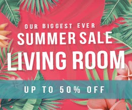 Summer Sale Living Room