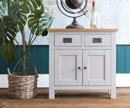 Country Painted Oak Collection