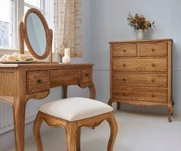 Eve French Oak Collection