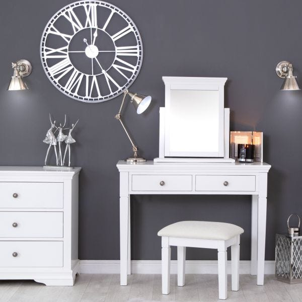 Florence White Painted Collection