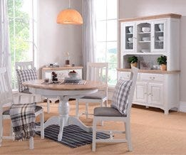Georgia Painted Oak Collection