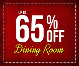 January Dining Room Furniture Sale