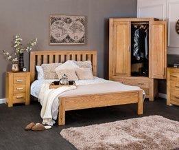 Nevada Chunky Oak Collection