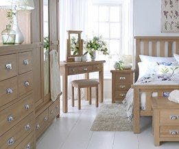 Langham Limed Oak Collection