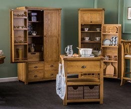 Kitchen Islands & Larder Units