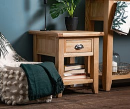 Canterbury Natural Oak Collection