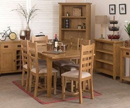 Rustic Oak Collection