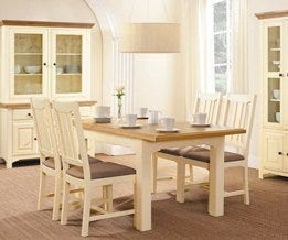 Oak Dining Tables & Chairs